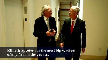 Kline & Specter TV Spot, 'Trial Firm' - Thumbnail 6