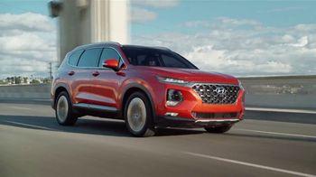 2020 Hyundai Santa Fe TV Spot, 'Reckless' [T2]