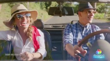 Discovery+ TV Spot, 'Bobby and Giada in Italy' - Thumbnail 1