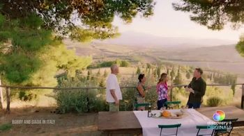 Discovery+ TV Spot, 'Bobby and Giada in Italy' - Thumbnail 4