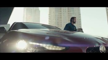 2020 Alfa Romeo Giulia TV Spot, 'Type A: Giulia' Featuring Alexander Skarsgård [T2]