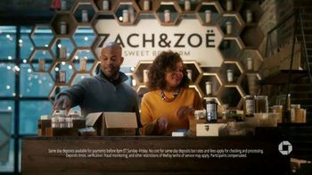 Chase Business Complete Banking TV Spot, 'Zach & Zoe Sweet Bee Farm' - Thumbnail 8