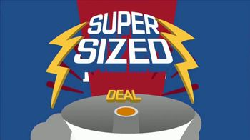 Pizza Boli's Super Sized Deal TV Spot, 'Large Pizza and Two Sodas' - Thumbnail 2