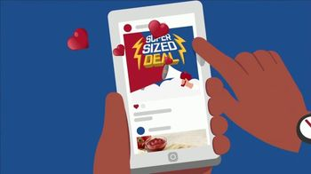 Pizza Boli's Super Sized Deal TV Spot, 'Large Pizza and Two Sodas' - Thumbnail 4