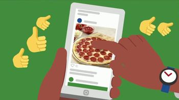 Pizza Boli's Super Sized Deal TV Spot, 'Large Pizza and Two Sodas' - Thumbnail 5