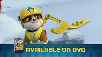 Paw Patrol: Rubble on the Double Home Entertainment TV Spot - Thumbnail 5