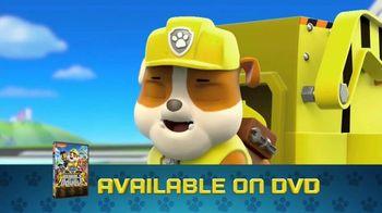 Paw Patrol: Rubble on the Double Home Entertainment TV Spot - Thumbnail 6