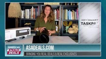 America's Steals & Deals TV Spot, 'Task Pad' Featuring Genevieve Gorder - Thumbnail 1