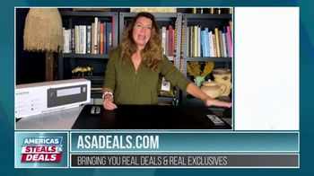 America's Steals & Deals TV Spot, 'Task Pad' Featuring Genevieve Gorder - Thumbnail 4
