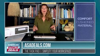 America's Steals & Deals TV Spot, 'Task Pad' Featuring Genevieve Gorder