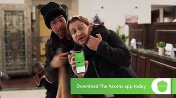 Acorns TV Spot, 'Bank Robbery'