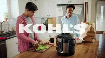Kohl's Home Sale TV Spot, 'Refresh: Kitchen Electrics, Bedding and Kohl's Cash' Song by Oh, Hush! - Thumbnail 1