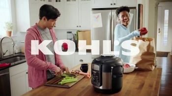 Kohl's Home Sale TV Spot, 'Refresh: Kitchen Electrics, Bedding and Kohl's Cash' Song by Oh, Hush! - Thumbnail 2
