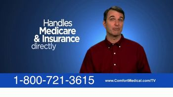 Comfort Medical TV Spot, 'Tired of Using Lubricant: Medicare' - Thumbnail 4
