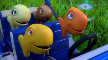 Goldfish Baked Cheddar TV Spot, 'The Great Outdoors: Episode 5'