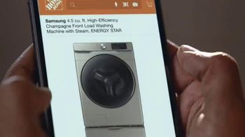 The Home Depot TV Spot, 'New Year, New Appliances: Samsung Kitchen Package' - Thumbnail 6