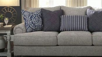 Ashley HomeStore Presidents Day Sale TV Spot, '30% Off: Sofa and Table: No Minimum Purchase' - Thumbnail 2