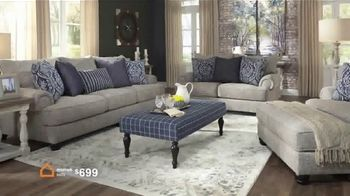 Ashley HomeStore Presidents Day Sale TV Spot, '30% Off: Sofa and Table: No Minimum Purchase' - Thumbnail 6