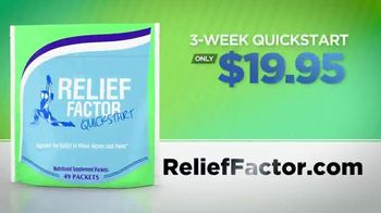 Relief Factor TV Spot, 'What's the Worst That Could Happen?' - Thumbnail 10