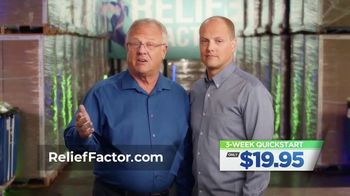 Relief Factor TV Spot, 'What's the Worst That Could Happen?' - Thumbnail 2