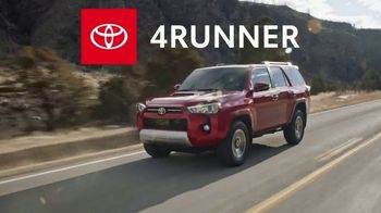 Toyota Run the Numbers Winter Event TV Spot, 'All-Wheel Drive' [T2]