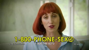 1-800-PHONE-SEXY TV Spot, 'A Long Day' - Thumbnail 4