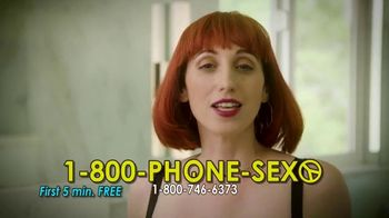 1-800-PHONE-SEXY TV Spot, 'A Long Day' - Thumbnail 5
