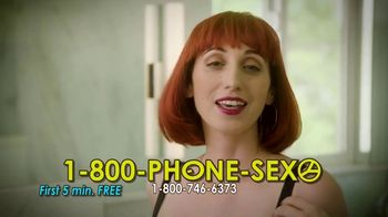 1-800-PHONE-SEXY TV Spot, 'A Long Day' - Thumbnail 6
