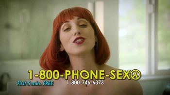 1-800-PHONE-SEXY TV Spot, 'A Long Day' - Thumbnail 9