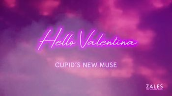 Zales Valentine's Day Gifting Event TV Spot, 'Hello Valentina: 25% Off' - Thumbnail 8