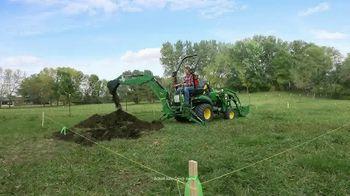 John Deere 1 Series Tractor TV Spot, 'Renae's Story: $99 per Month'