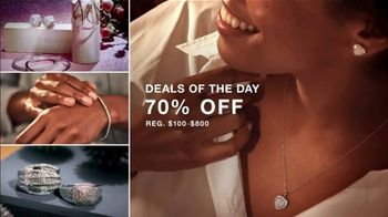 Macy's One Day Sale TV Spot, 'Deals of the Day: Fine Jewelry, Tees, Jeans and Designer Fragrances' - Thumbnail 3