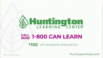 Huntington Learning Center TV Spot, 'Tests Still Matter: $100 Off Academic Evaluation' - Thumbnail 9