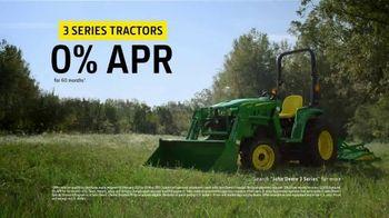 John Deere 3 Series Tractor TV Spot, 'Steward of the Land: 0% APR' - Thumbnail 9