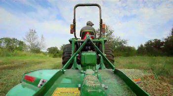 John Deere 3 Series Tractor TV Spot, 'Steward of the Land: 0% APR' - Thumbnail 3
