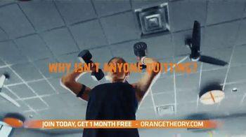 Orangetheory Fitness TV Spot, '2021 Goals' - Thumbnail 6