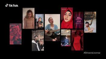 TikTok TV Spot, 'It Starts on TikTok: Drivers License' Featuring Olivia Rodrigo