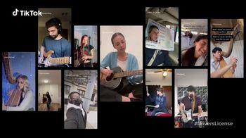 TikTok TV Spot, 'It Starts on TikTok: Drivers License' Song by Olivia Rodrigo - Thumbnail 6