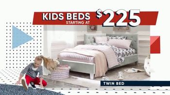 Rooms to Go Kids Presidents Day Sale TV Spot, 'Style and Function' - Thumbnail 2