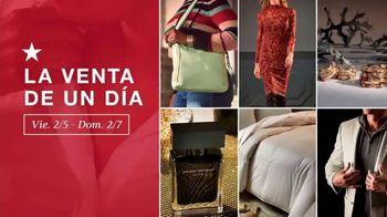 Macy's La Venta de un Dia TV Spot, '70% menos' [Spanish] - Thumbnail 1