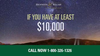 Hennion & Walsh Municipal Bonds TV Spot, \'Potential\'