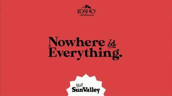 Visit Idaho TV Spot, 'Sun Valley: Nowhere Is Calling' - Thumbnail 10