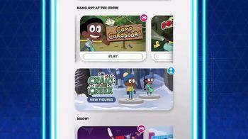 Cartoon Network Arcade TV Spot, 'Craig of the Creek: Ultimate Rewards' - Thumbnail 2