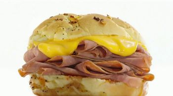 Arby's 2 for $6 Everyday Value TV Spot, 'Beef and Cheddar Sandwich' Song by YOGI - Thumbnail 2