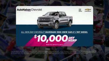 AutoNation TV Spot, 'Every Car Has a Story: 2021 Chevrolet 1500 Crew Cab' - Thumbnail 6