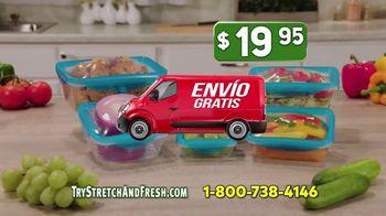 Stretch and Fresh TV Spot, 'Asombrosos contenedores' [Spanish] - Thumbnail 5