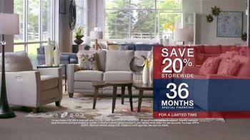 La-Z-Boy Presidents Day Sale TV Spot, '20% Off Storewide' - Thumbnail 8