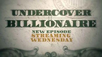 Discovery+ TV Spot, 'Undercover Billionaire' - Thumbnail 8