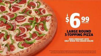 Little Caesars Pizza TV Spot, 'Bad Day at Big Pizza: $6.99' - Thumbnail 10