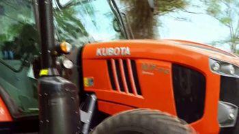 Kubota TV Spot, 'Out Here: Sunrise' - Thumbnail 7
